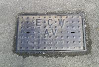 Cover, Exeter City Waterworks Air Valve