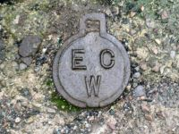 Cover, Exeter City Waterworks Stop Valve Design A. Poss pre 1940
