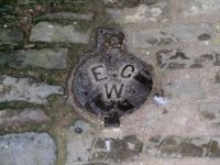Cover, Exeter City Waterworks Stop Valve Design B