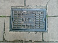Cover, North Devon Water Board CREDITON