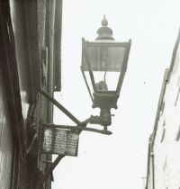 Exeter Gas Lamp