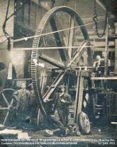 Mortice Gear at Northam's Foundry 1912