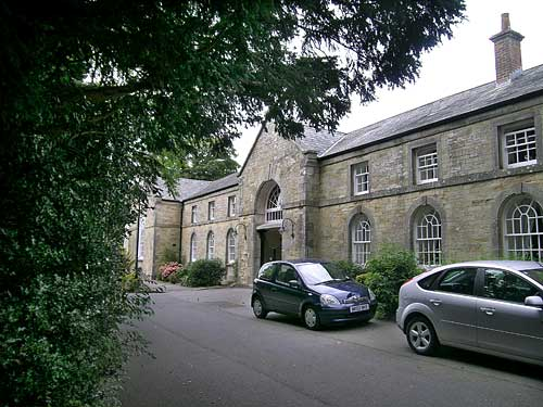 Truro Union Workhouse